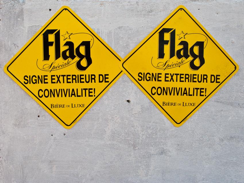 Flag Bier