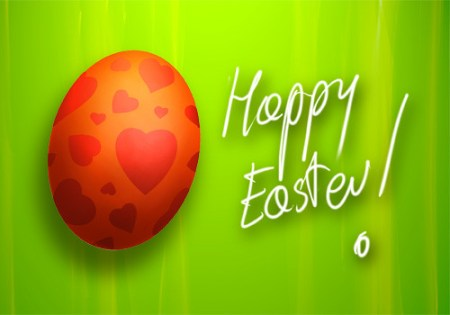 Życzonka na Wielkanoc