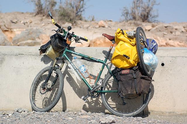 Bike sans trailer