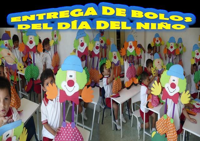 Del Para Con Dia Nino Bolos El Dulces