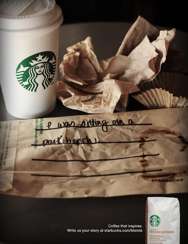 Starbucks-Bench