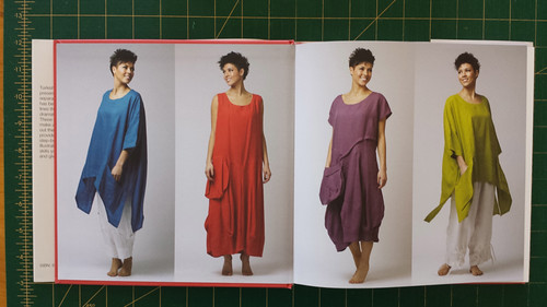 from Bold & Beautiful easy-sew clothes