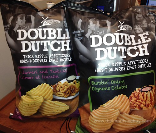 Double Dutch Thick Ripple Appetizers