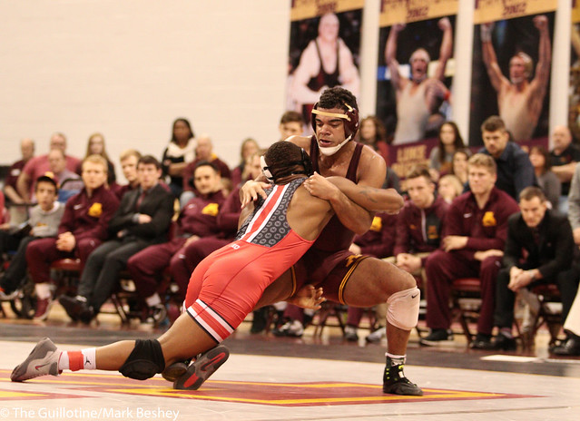 184 #10 Myles Martin (Ohio State) maj. dec. Bobby Steveson (Minnesota) 18-6