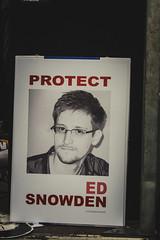 Protect Edward Snowden #NSA
