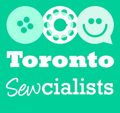 Toronto Sewcialists Logo