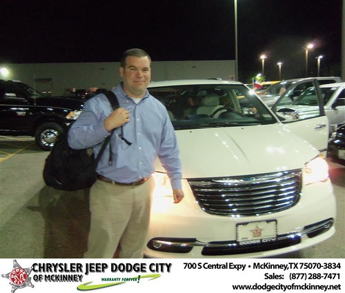 Happy Birthday to Justin Martin  from Reid Larry and everyone at Dodge City of McKinney! by Dodge City McKinney Texas