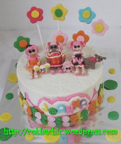 Cake Lala Loopsy