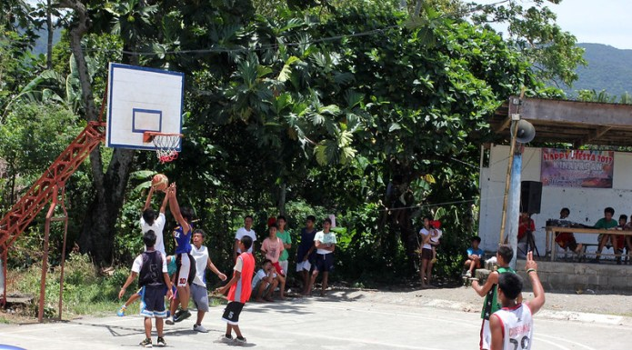 provincial pick-up basketball game 2