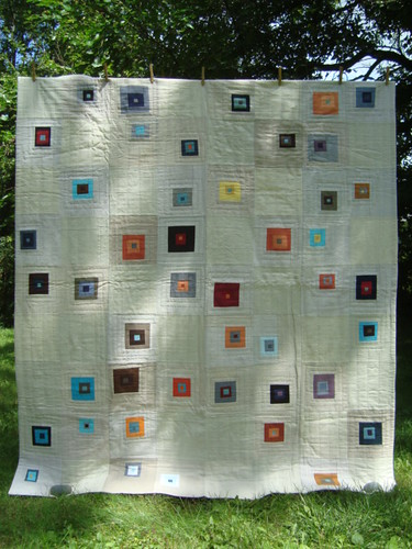 Culture quilt - finished!