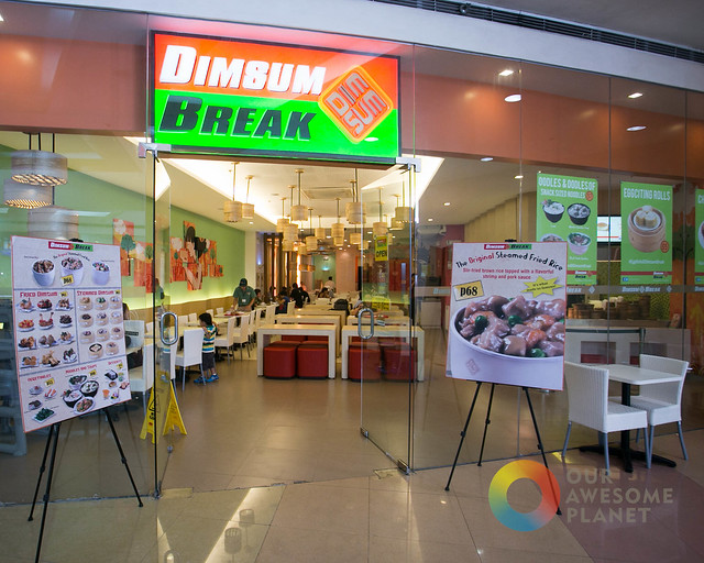 DIMSUM BREAK: Are you craving for The Original Steamed Fried Rice of