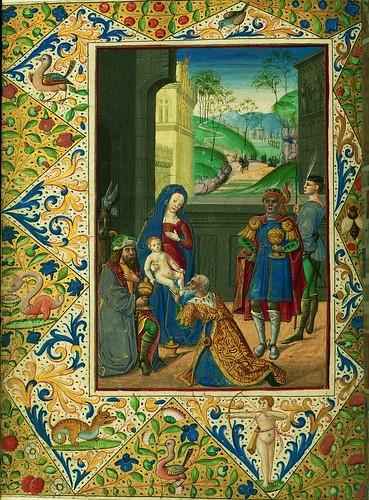 003-fol 79v-W.420, Horas de Almugavar-1510-1520- The Digital Walters