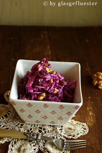 Rotkohl Slaw by Glasgefluester 4
