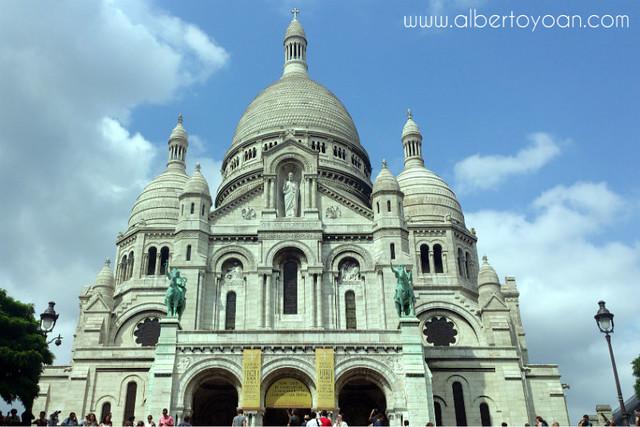 Sacré Cœur de Montmartre 6