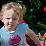 Bobbie in Olive's Garden 2
