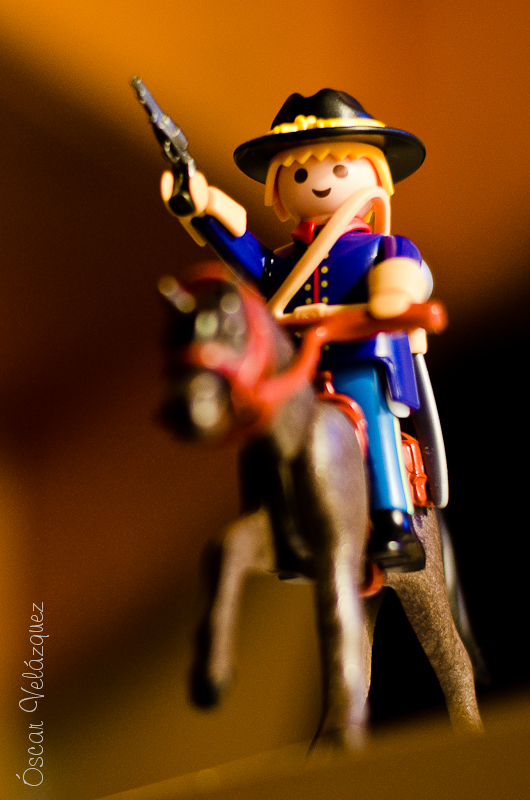 Union's Light Infantry Captain