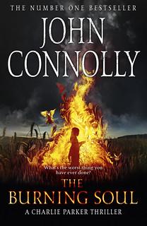 THE BURNING SOUL paperback