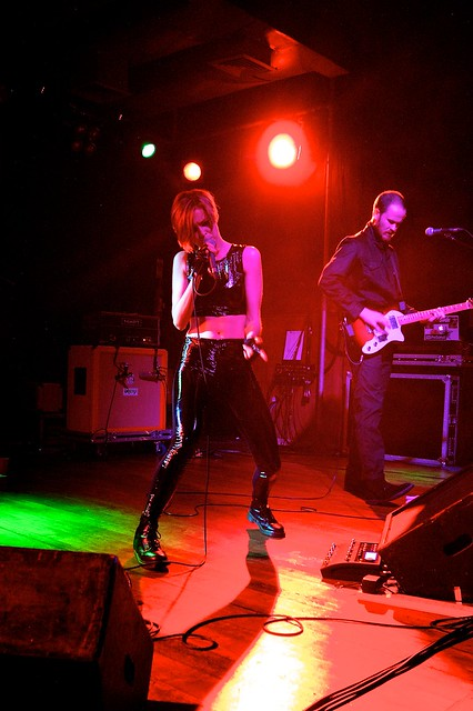 The Jezabels at Scala