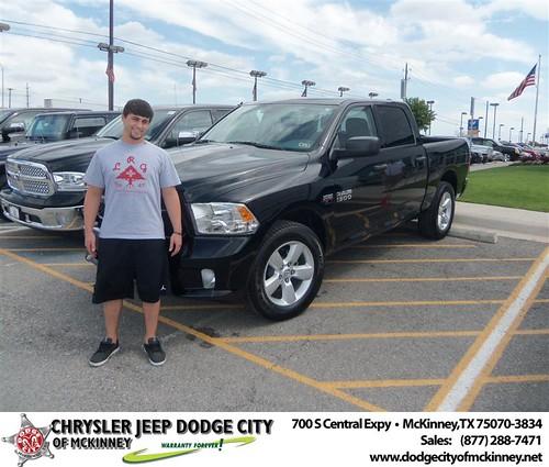 Happy Birthday to David Nadolny from Crosby Bobby and everyone at Dodge City of McKinney! #BDay by Dodge City McKinney Texas