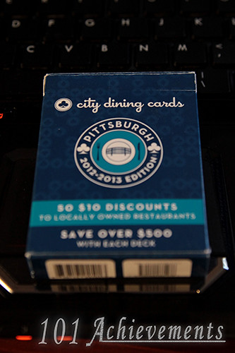 Dining Cards - E2
