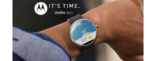 Android Wear and Moto 360 Smartwatch