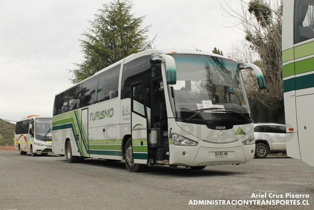 Yanguas - Club de Campo Coya - Irizar Century / Mercedes Benz (DJKL46)