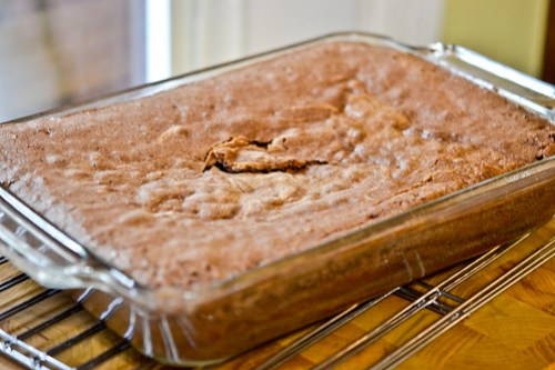 Brownie Pudding-4