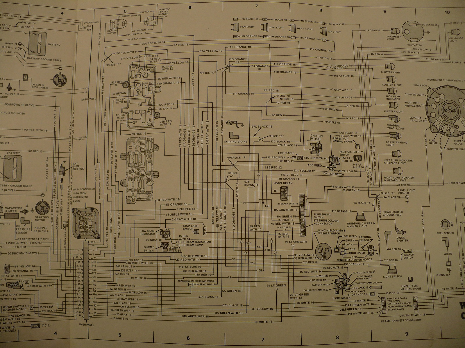 Cj 5 Wiring Diagram Needed
