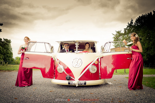 VW Camper Wedding - Leica M9 by MatthewOsbornePhotography_