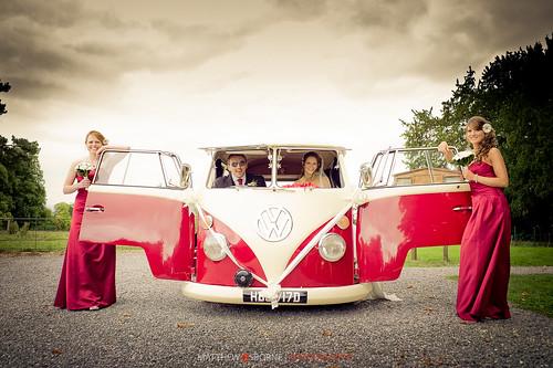 VW Camper Wedding - Leica M9 by MatthewOsbornePhotography_