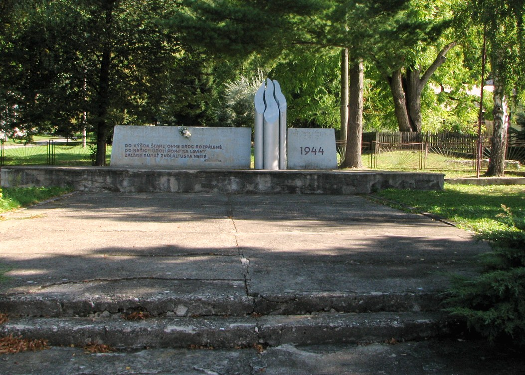 Pamätník v Brusníku