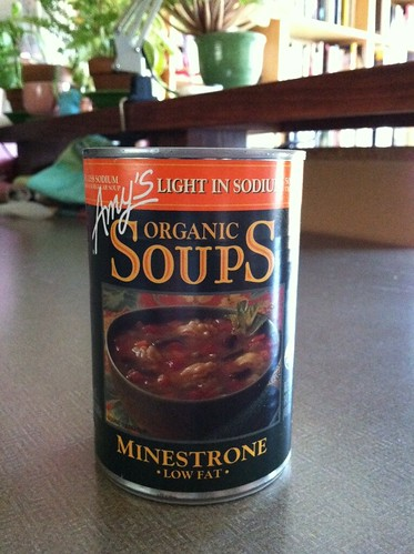Friday soup du jour