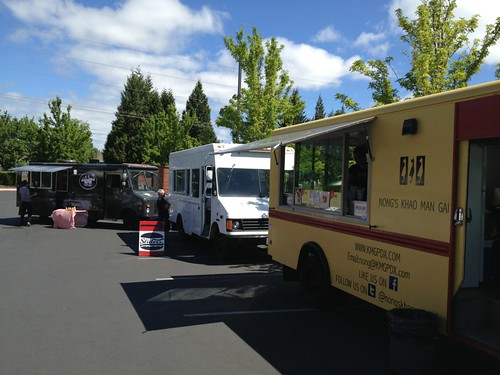 food cart catering portland