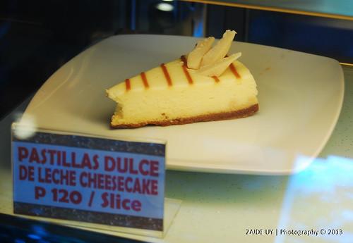 Pastillas Dulce De Leche Cheesecake
