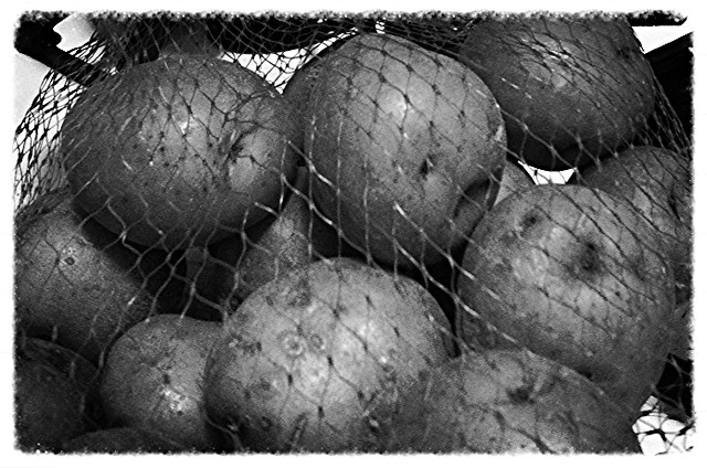 Pre-prep Potatoes