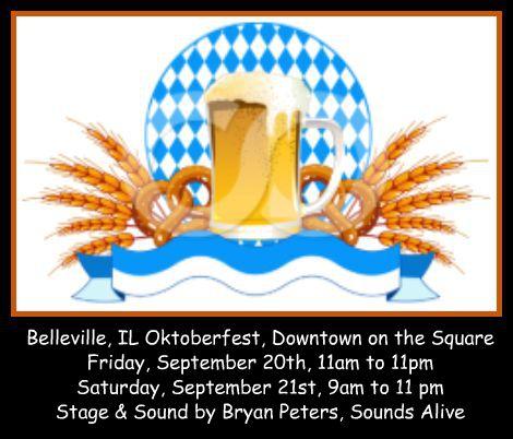 Belleville Oktoberfest 2013
