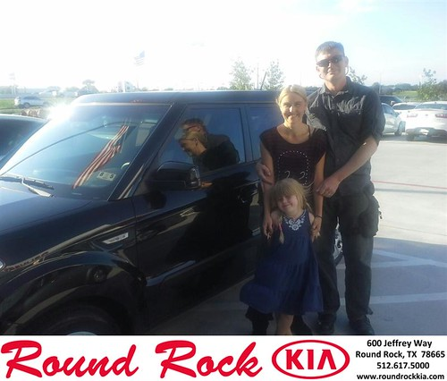 Thank you to Amy Nordstorm on your new 2013 #Kia #Soul from Charles Curry and everyone at Round Rock Kia! #NewCarSmell by RoundRockKia