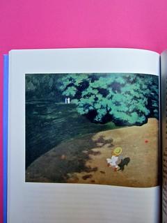 Proust. I colori del tempo, di Eleonora Marangoni. Electa 2014. Design di Paolo Tassinari e Leonardo Sommoli. Pag. 48 (part.), 2