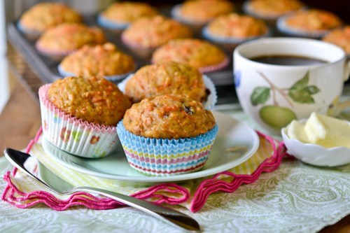 Carrot Cake Muffins-15