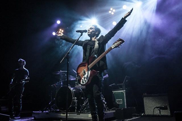 Aviv Geffen feat. Blackfield live in Bochum