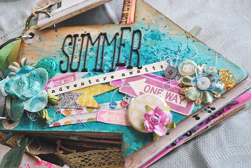 Summer Mini Cover, GJS, VLVS, ALassiter