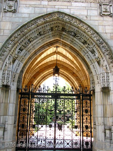 Memorial Quadrangle-Yale University