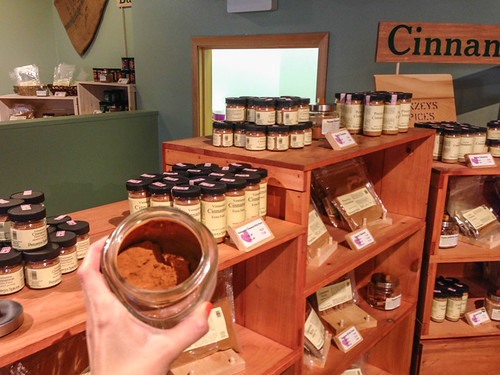 Places to eat in Seattle - Penzeys Spices