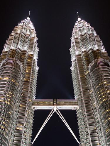 马来西亚之光,双子塔