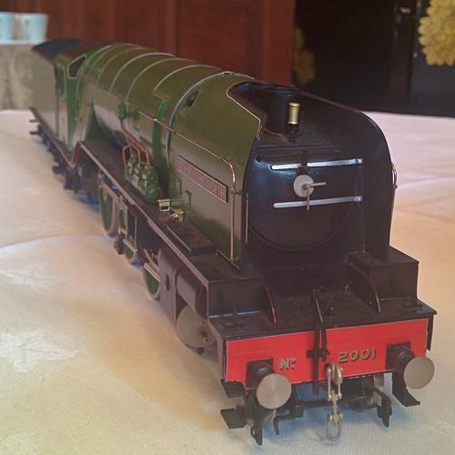 2001 model