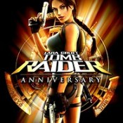 Lara Croft Tomb Raider Anniversary - Sharp Con