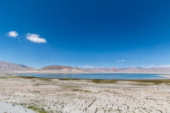 Het meer Yashikul.