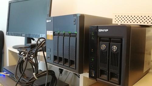 QNAP Turbo NAS