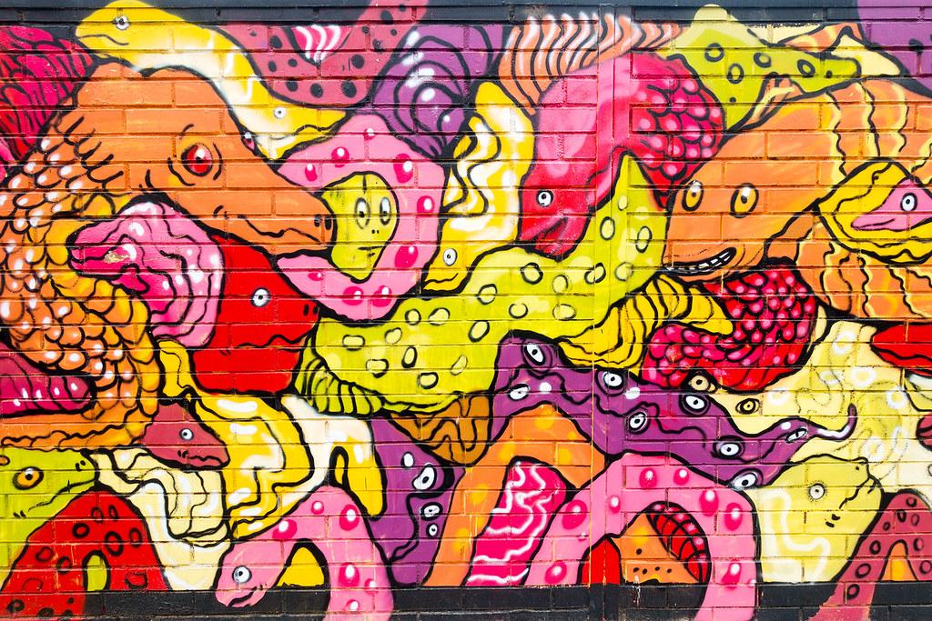 Street Art Valparaiso 05