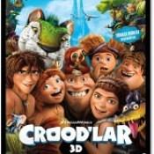 Crood'lar - 720p Tek Parça Film İzle - Türkçe Dublaj